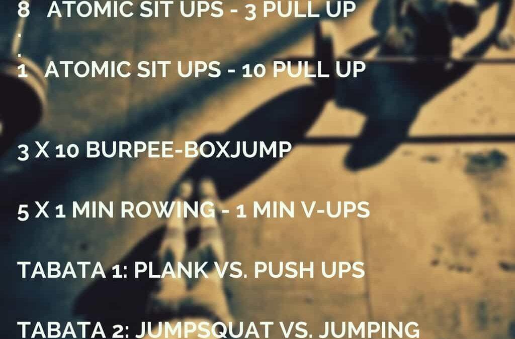 Teljes test edzése 1. – eszközökkel